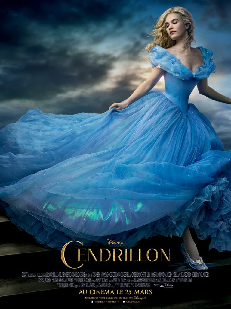 Disney Cendrillon Article Illustration