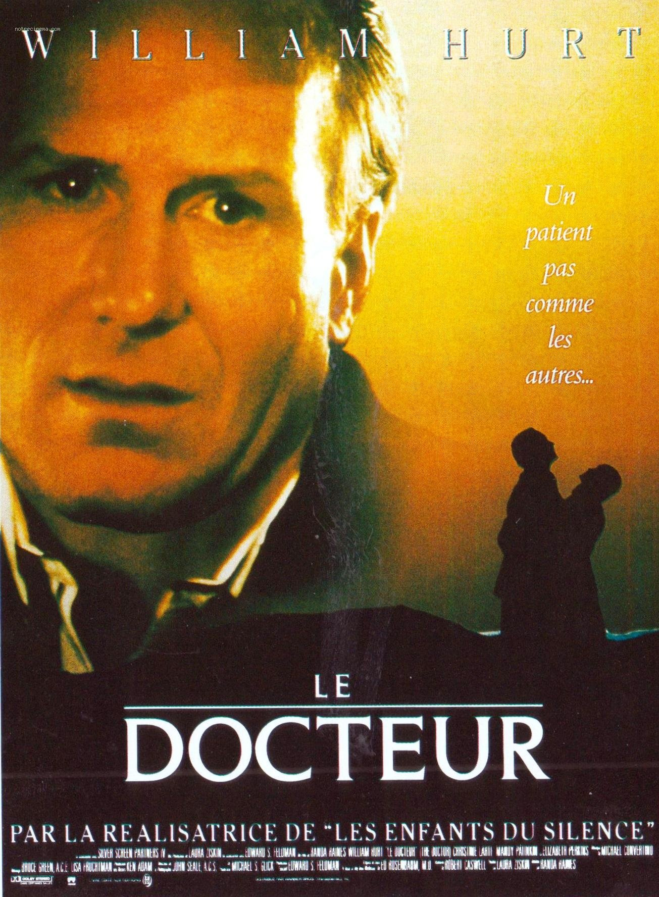 Affiche Poster docteur doctor disney touchstone