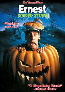 Affiche Poster ernest chasse monstres scared stupid disney touchstone