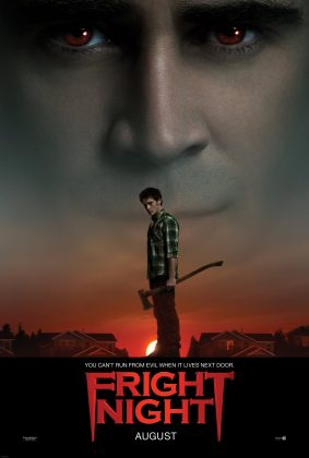 Affiche Poster Fright Night Disney touchstone