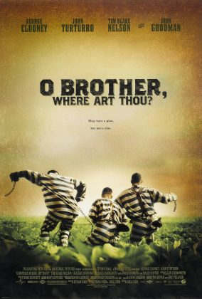 Affiche Poster o brother disney touchstone