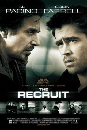 Affiche Poster recrue recruit disney touchstone