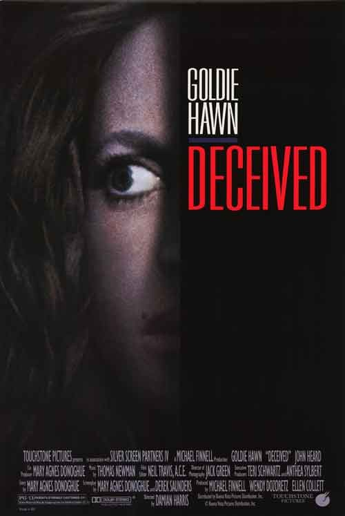 Affiche Poster trahie deceived disney touchstone