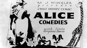 logo disney court alice comedies