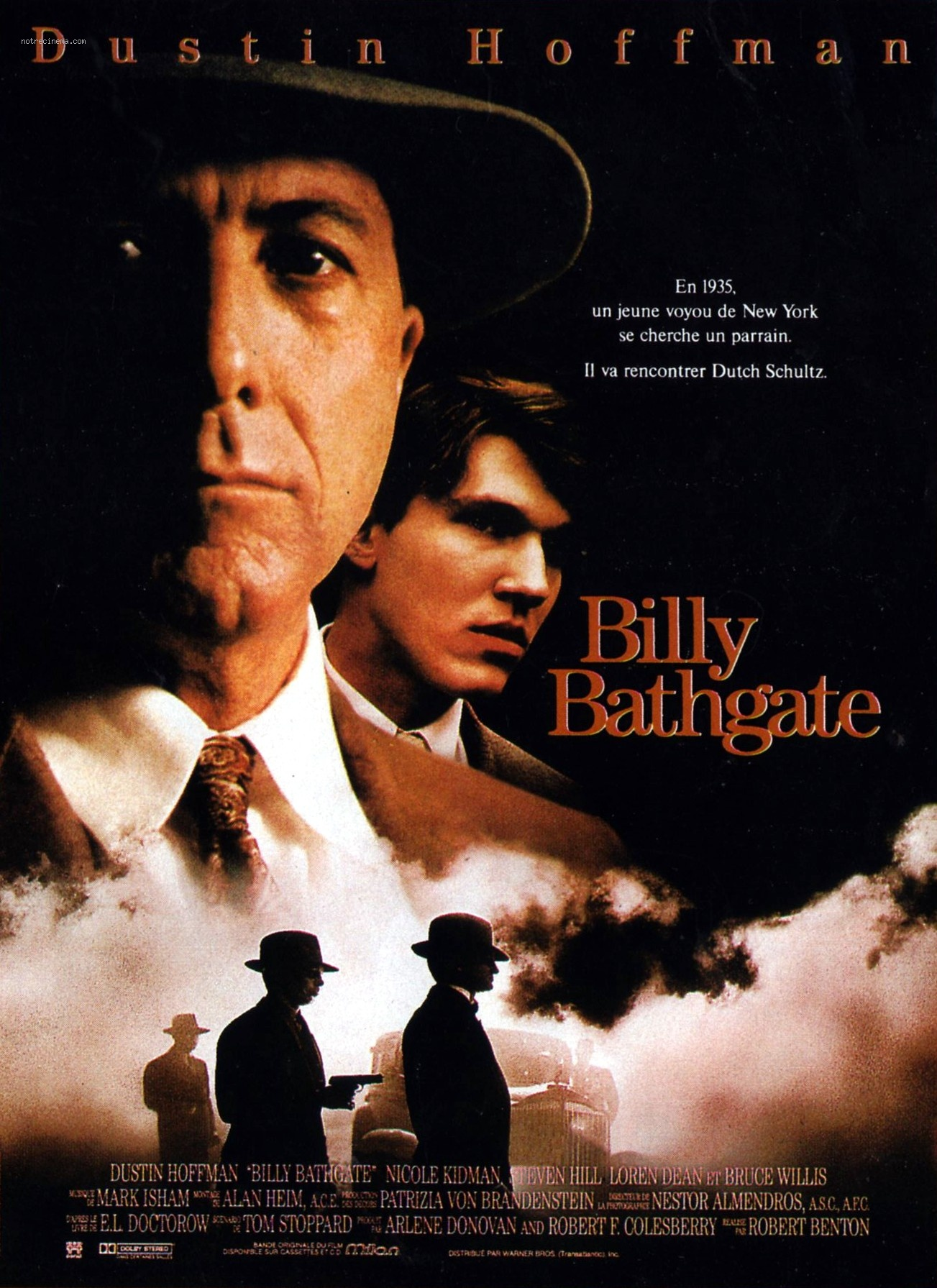 billy bathgate Disney touchstone affiche poster