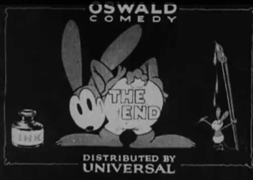 logo disney court oswald
