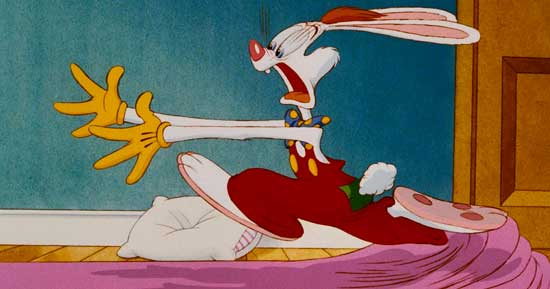 logo disney court roger rabbit