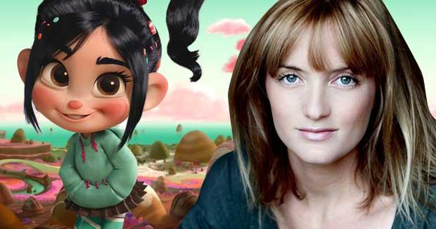 Dorothée Pousséo, comédienne de doublage Disney