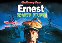 Ernest à la chasse aux monstres disney touchstone affiche poster