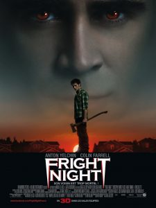 Disney, Fright Night, Touchstone pictures, affiche poster.