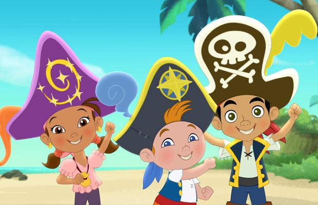 jake et les pirates du pays imaginaire Jake and the Never Land Pirates Disney Junior