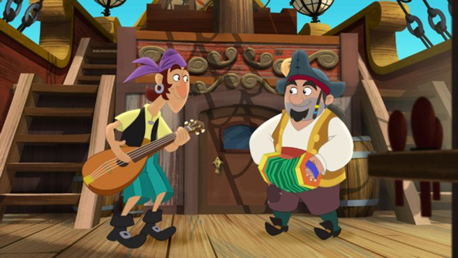 jake et les pirates du pays imaginaire Jake and the Never Land Pirates Disney Junior