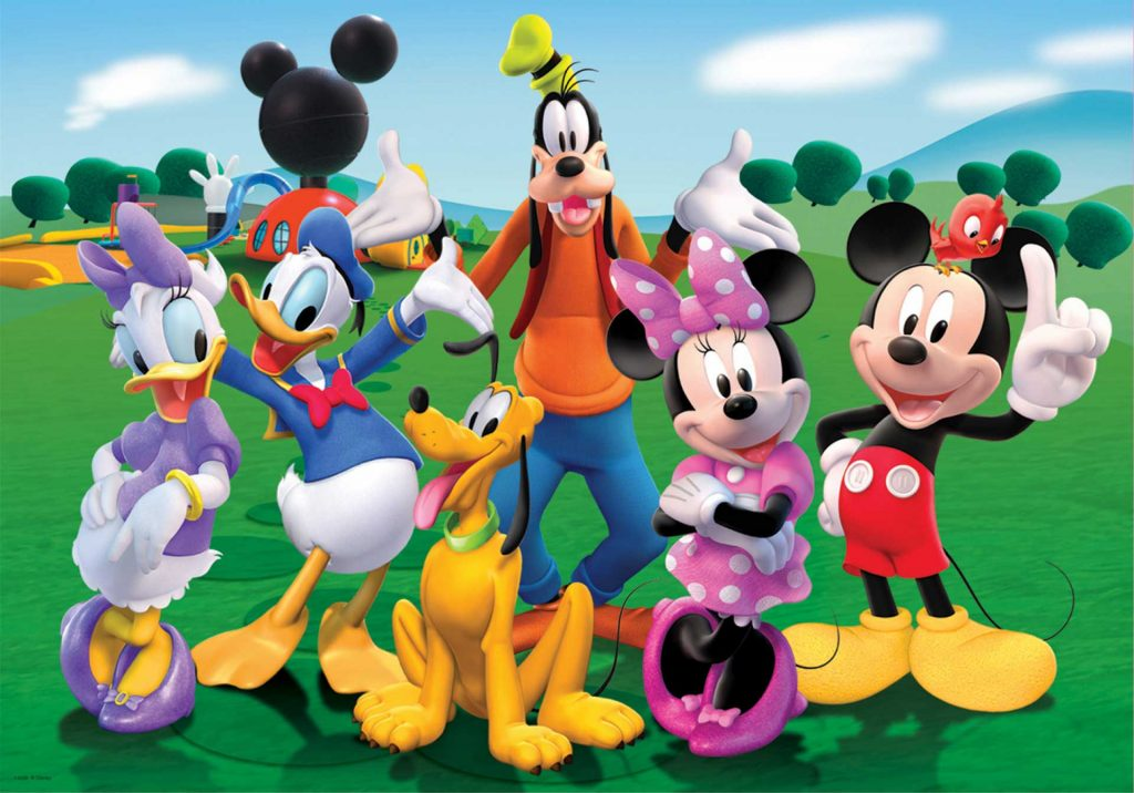 La maison de mickey disney junior Mickey Mouse Clubhouse