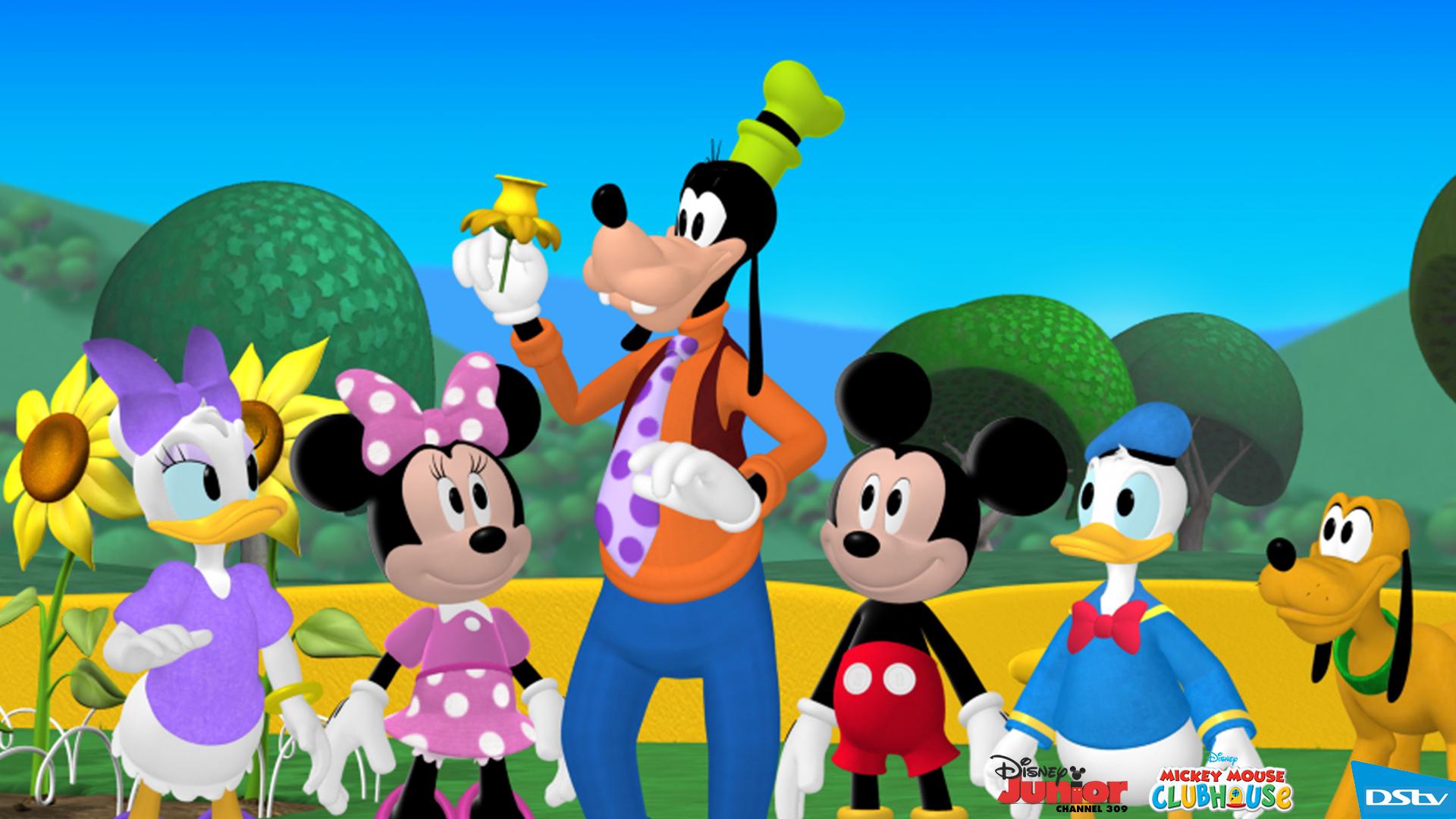 La maison de mickey disney junior Mickey Mouse Clubhouse
