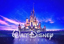 walt disney pictures logo officiel