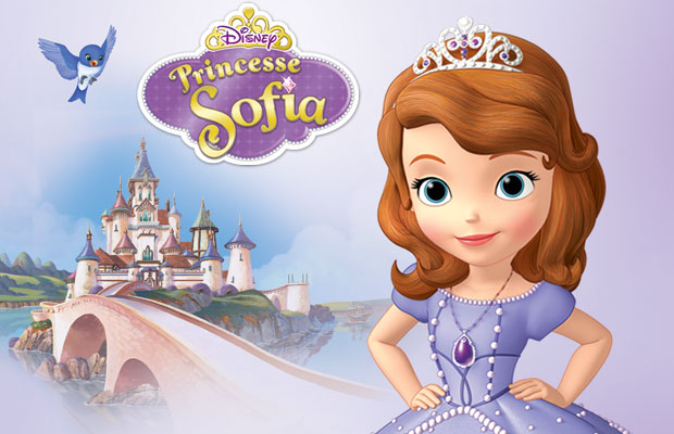 princesse sofia Disney Junior the first