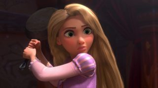 Rapunzel Personnage Raiponce Disney Character Tangled