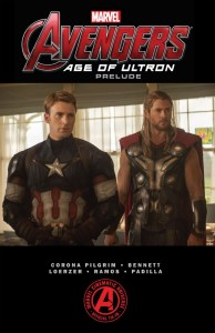 Age of Ultron prelude
