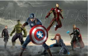 Avengers AoU artwork avengers 2