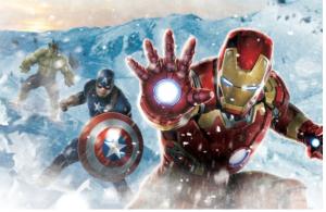 Avengers AoU artwork avengers
