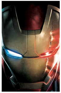 Avengers AoU artwork iron man