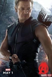 Avengers AoU poster Hawkeye