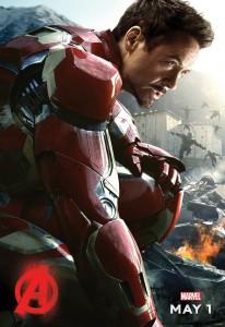 Avengers AoU poster Iron Man