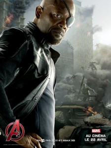 Avengers AoU poster Nick Fury