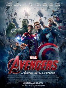 Avengers AoU poster avengers
