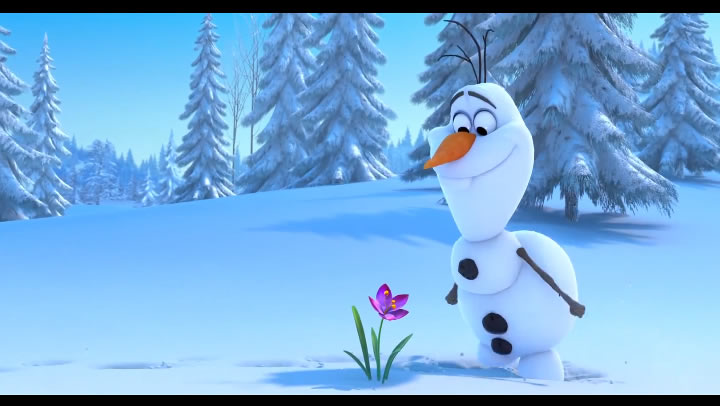 Illustratioin article frozen 2 officiel