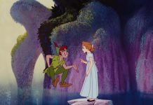 Illustration Faux Raccord Peter Pan