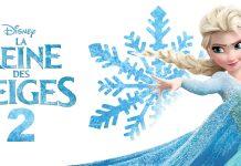 Illustration Disney La reine des Neiges 2 Montage Disney-Planet.fr