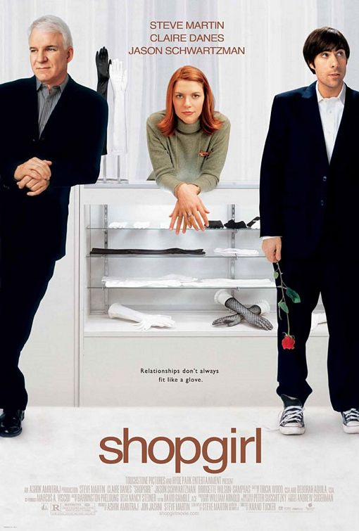 Disney, Shopgirl, touchstone pictures, affiche poster