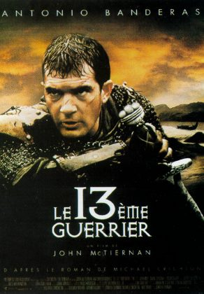 Affiche Poster 13ème 13th guerrier warrior disney touchstone