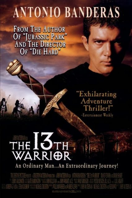 Affiche Poster 13ème 13th guerrier warrior disney touchstone