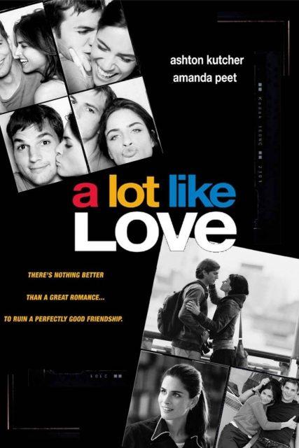 Affiche Poster 7 ans séduction lot like love disney touchstone