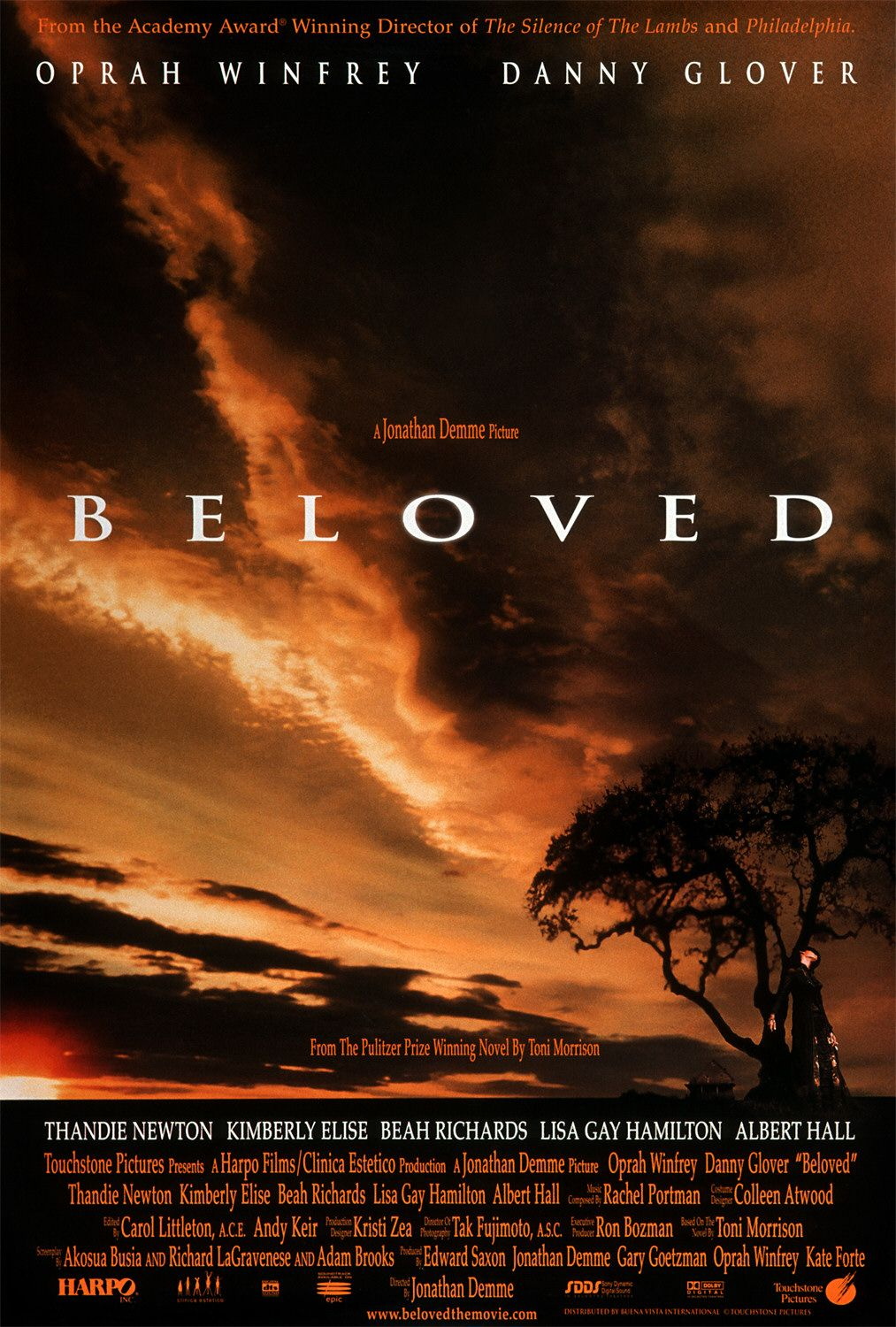Affiche Poster beloved disney touchstone