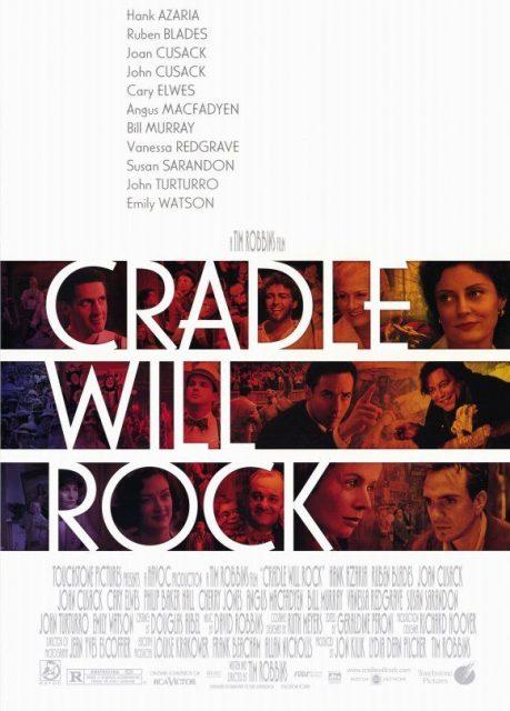 Affiche Poster broadway 39e rue cradle will rock disney touchstone