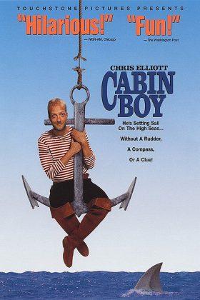 Affiche Poster Cabin boy disney touchstone