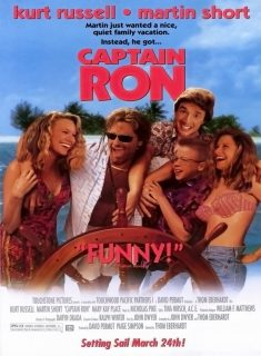 Affiche Poster captain ron disney touchstone