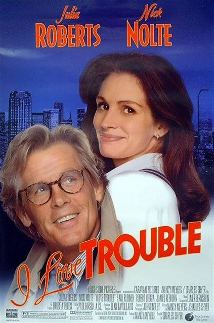 Affiche Poster complices love trouble disney touchstone