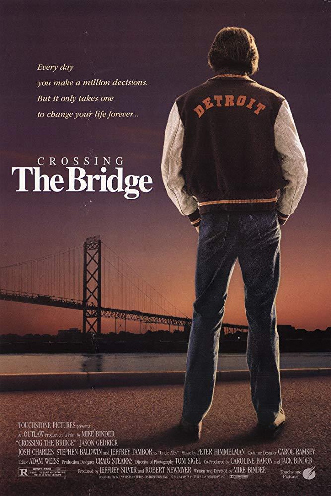 Affiche Poster crossing bridge disney touchstone