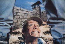 Affiche Poster ernest prison goes jail disney touchstone