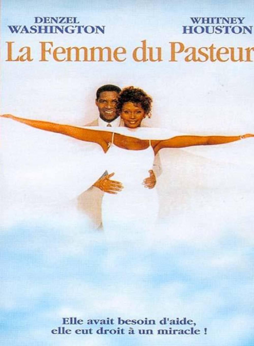 Affiche Poster femme pasteur preacher wife disney touchstone