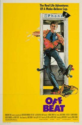 Affiche Poster flic était presque parfait off beat disney touchstone