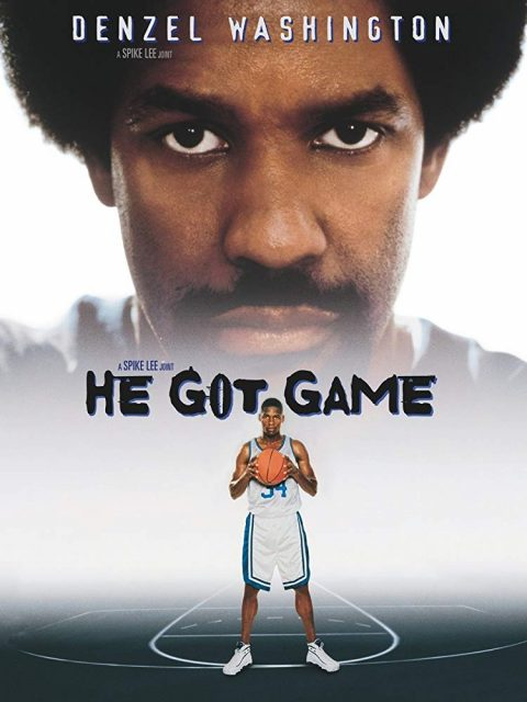 Affiche Poster he got game disney touchstone