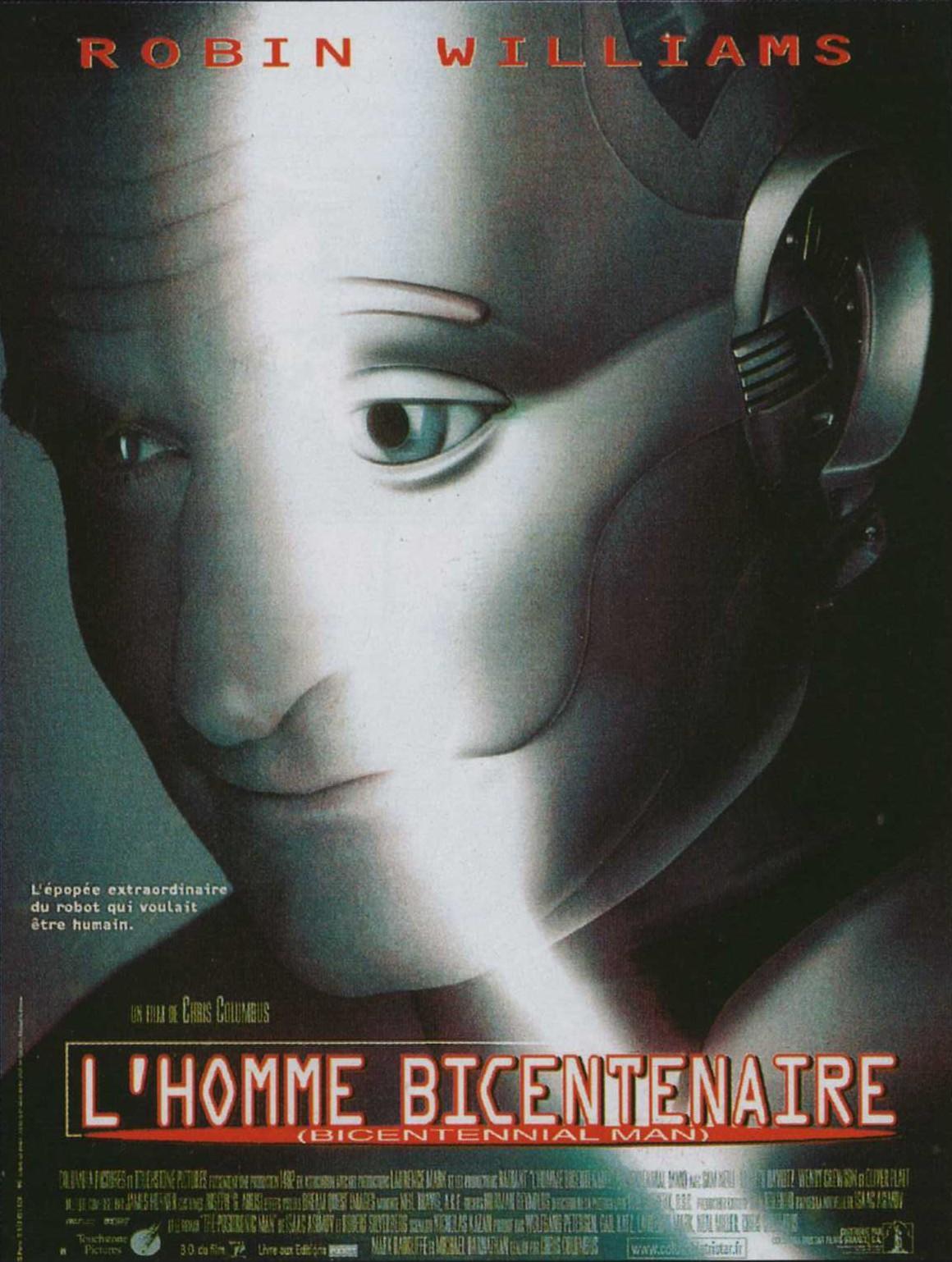 Affiche Poster Homme bicentenaire Bicentennial Man Disney Touchstone Pictures