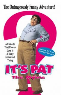 Affiche Poster its pat movie disney touchstone