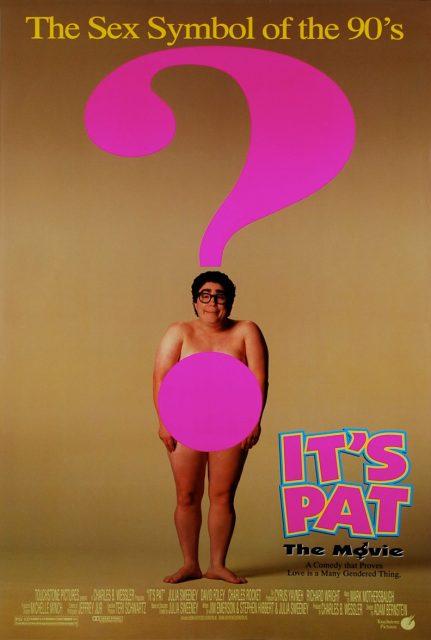 Affiche Poster its pat movie disney touchstone