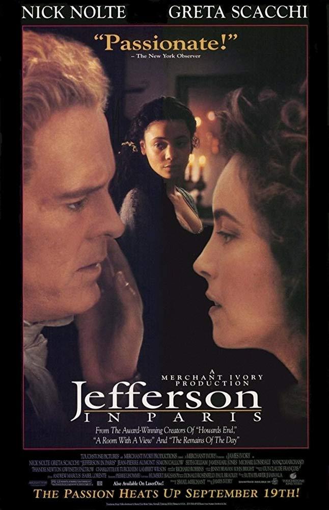 Affiche Poster jefferson paris disney touchstone